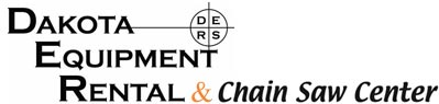 Dakota Equipment Rental and Chainsaw Center